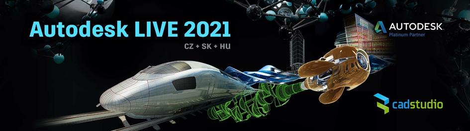 Autodesk LIVE 2021