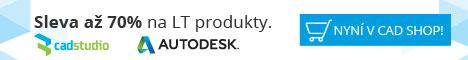 Autodesk software a� o 70% levněji - eShop