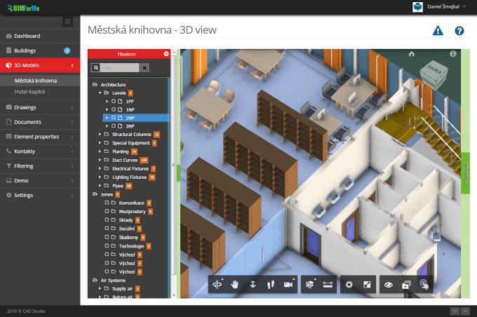 . BIMForMe   new BIM software for facility management
