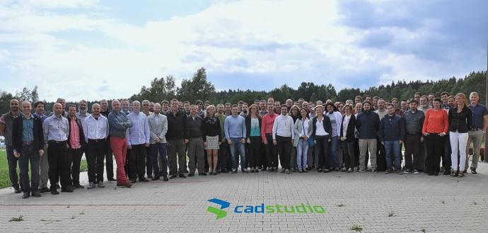 Team firmy CAD Studio (kliknite)