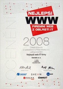 IT web roku 2008