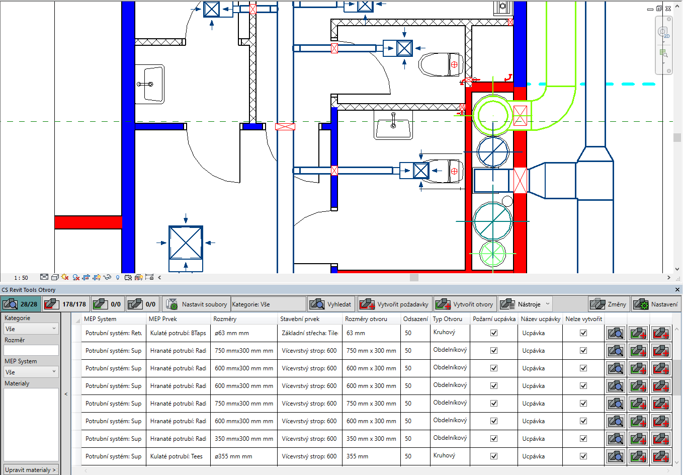 Cadstudio Tools For Revit Click On The Number Of Treads Increase Or Decrease And Diagram Openings Dialog