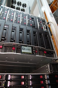 HP Blade server Xanadu