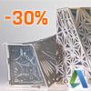 -30% na CAD