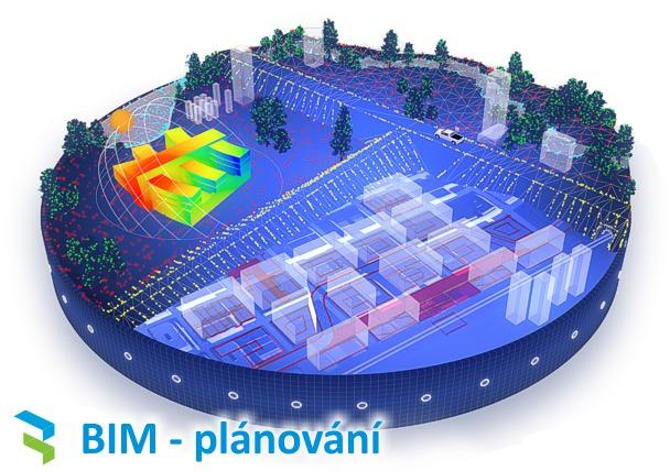 BIM - plánování