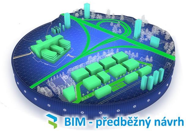BIM - předběžný návrh