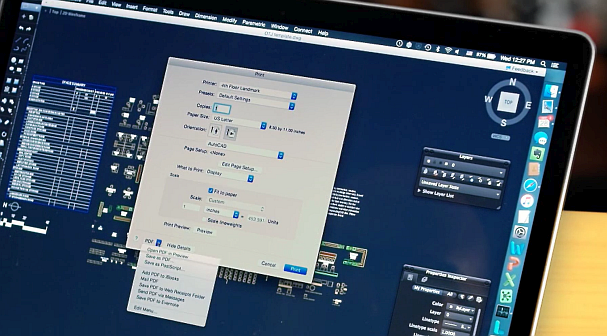 AutoCAD for Mac 2016