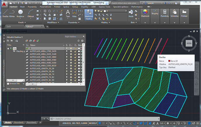 CAD Forum - Automatic classification of drawing objects by their