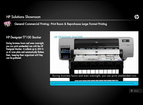 DesignJet T7100 solutions