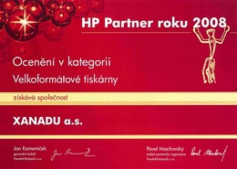 HP Partner 2008 - LFP