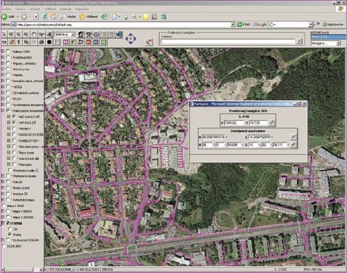 GIS at Telefonica O2