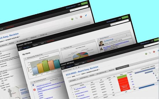 Autodesk představuje PLM řešení - Autodesk 360
